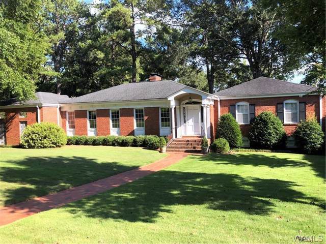 823 Overlook Road N, TUSCALOOSA, AL 35406 (MLS #134644) :: Wes York Team