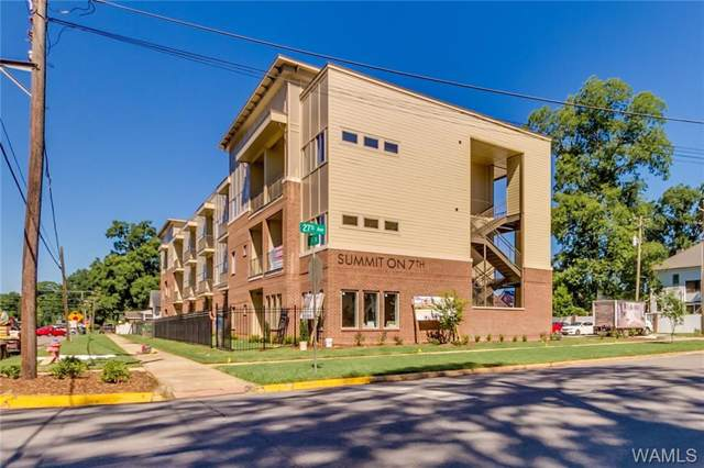 2708 7th Street #207, TUSCALOOSA, AL 35401 (MLS #134645) :: The Advantage Realty Group