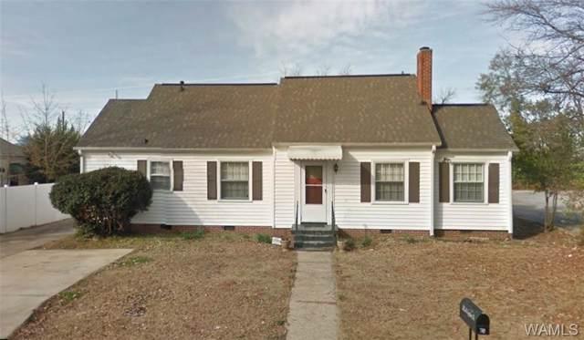 38 Arlington Drive, TUSCALOOSA, AL 35401 (MLS #134654) :: Hamner Real Estate