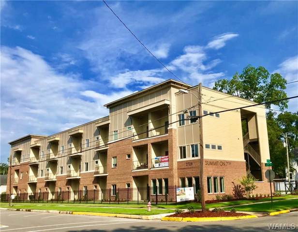 2708 7th Street #302, TUSCALOOSA, AL 35401 (MLS #134683) :: The K|W Group
