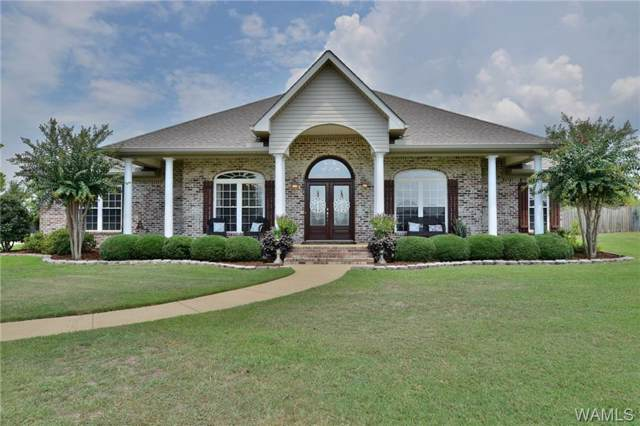 9700 Wild Flower Circle, TUSCALOOSA, AL 35405 (MLS #134708) :: Hamner Real Estate