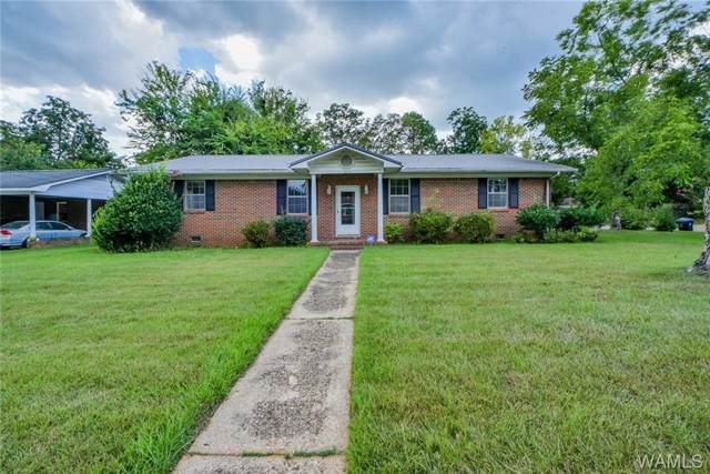 2604 15th Avenue, NORTHPORT, AL 35476 (MLS #134784) :: The Advantage Realty Group