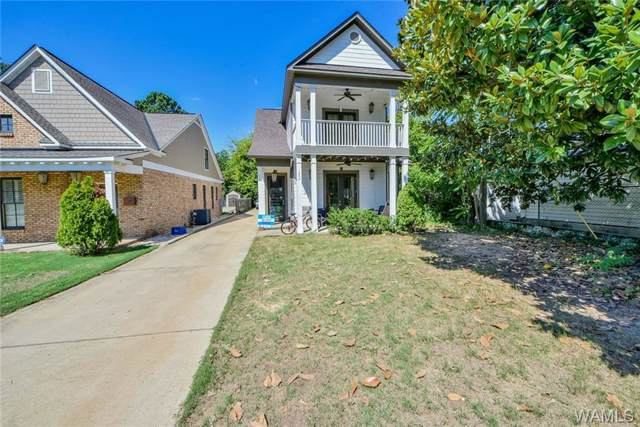 1208 Convent Street, TUSCALOOSA, AL 35401 (MLS #134904) :: Hamner Real Estate