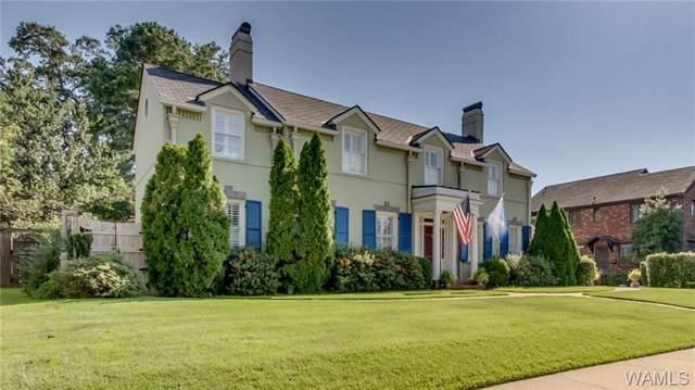 1607 13th Street, TUSCALOOSA, AL 35401 (MLS #134953) :: Hamner Real Estate