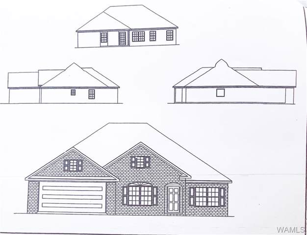 13648 Blackoak Drive, NORTHPORT, AL 35475 (MLS #135000) :: Hamner Real Estate