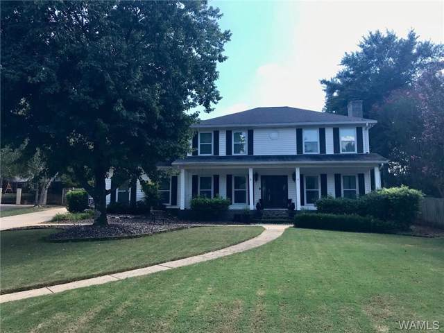 2952 N Hampton Drive, TUSCALOOSA, AL 35406 (MLS #135090) :: Wes York Team