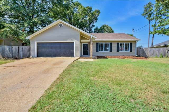 1332 Royal Oaks Court, TUSCALOOSA, AL 35404 (MLS #135103) :: Wes York Team