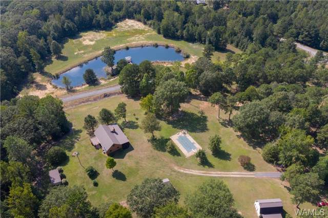4150 Country Rd 211, EUTAW, AL 35462 (MLS #135138) :: Hamner Real Estate