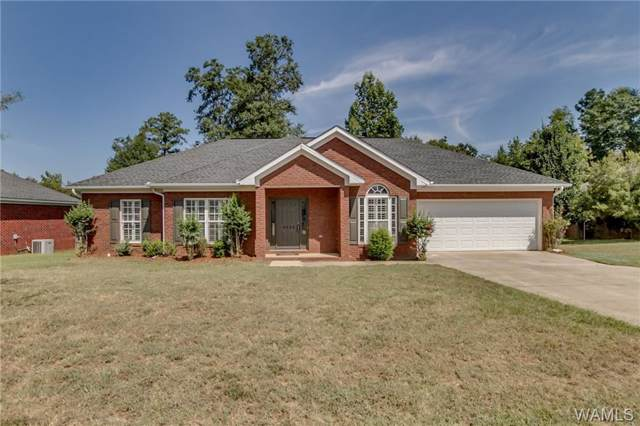 9935 Sunlight Drive, TUSCALOOSA, AL 35405 (MLS #135151) :: Wes York Team