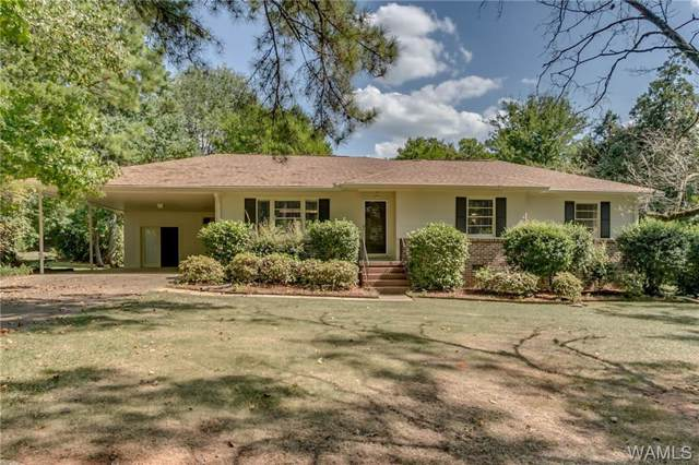2107 Fairmont Drive, TUSCALOOSA, AL 35405 (MLS #135220) :: The Advantage Realty Group