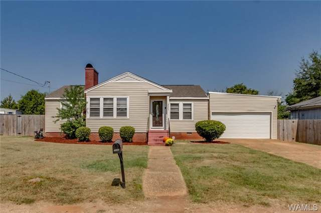 2600 4th Street E, TUSCALOOSA, AL 35404 (MLS #135328) :: The Alice Maxwell Team
