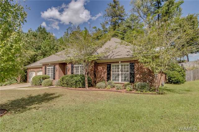 3660 Brook Highland Drive, TUSCALOOSA, AL 35406 (MLS #135410) :: Wes York Team