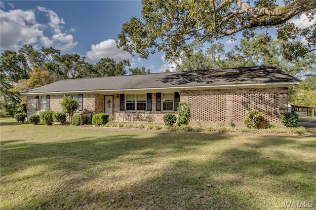 155 County Road 52, MOUNDVILLE, AL 35474 (MLS #135426) :: The Gray Group at Keller Williams Realty Tuscaloosa