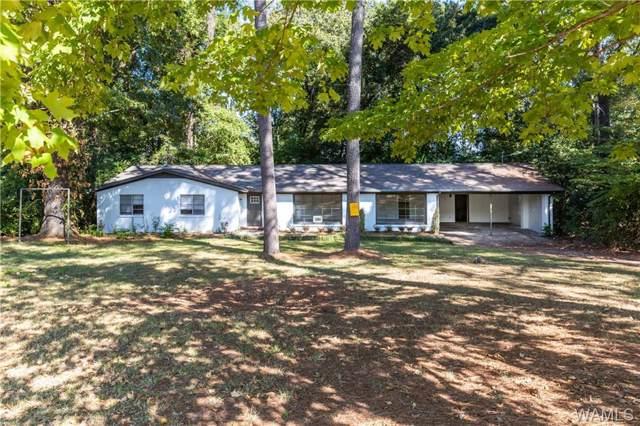6 Skyline Drive, TUSCALOOSA, AL 35405 (MLS #135457) :: Hamner Real Estate