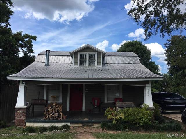 604 27th Street, TUSCALOOSA, AL 35401 (MLS #135479) :: Hamner Real Estate