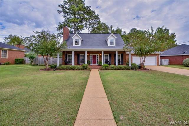 4101 Dearing Downs Drive, TUSCALOOSA, AL 35405 (MLS #135509) :: Hamner Real Estate