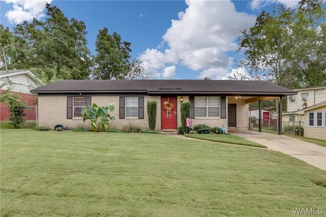 3901 26th Street, TUSCALOOSA, AL 35401 (MLS #135531) :: Wes York Team