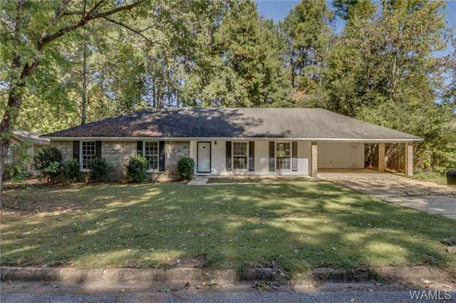 220 42nd Street E, NORTHPORT, AL 35473 (MLS #135538) :: The Advantage Realty Group