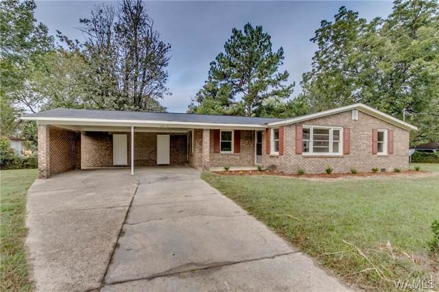 1624 43rd Avenue, TUSCALOOSA, AL 35401 (MLS #135588) :: Wes York Team