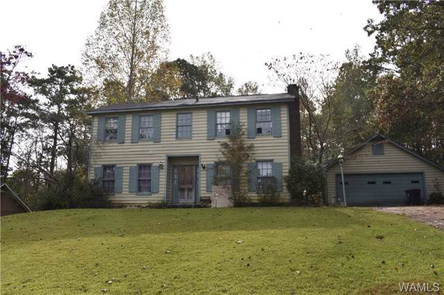 5211 Briarcliff Drive, NORTHPORT, AL 35473 (MLS #135690) :: The Alice Maxwell Team