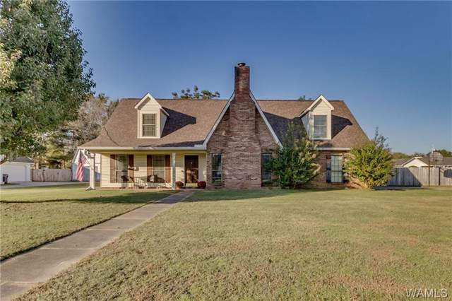 4036 Edgebrook Street, NORTHPORT, AL 35475 (MLS #135779) :: The Advantage Realty Group
