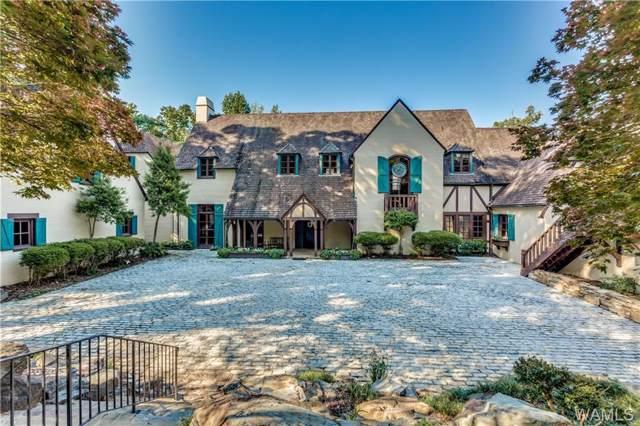 2731 Battlement Drive NE, TUSCALOOSA, AL 35406 (MLS #135815) :: Hamner Real Estate