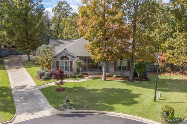 1525 Snow Hinton Drive, TUSCALOOSA, AL 35405 (MLS #135818) :: The Advantage Realty Group