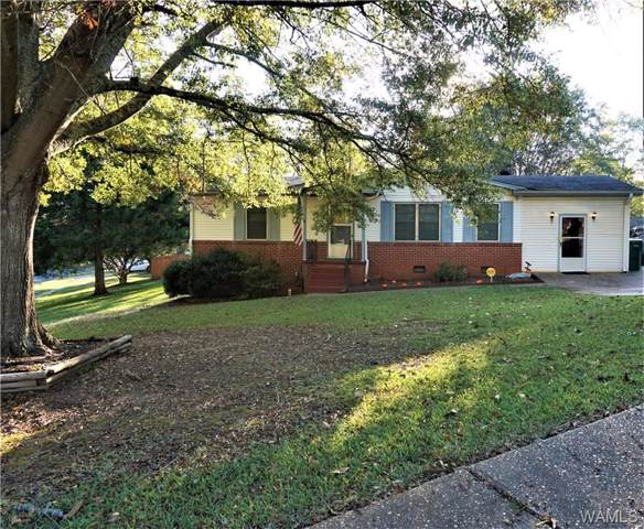 5527 18th Street E, TUSCALOOSA, AL 35404 (MLS #135828) :: Hamner Real Estate