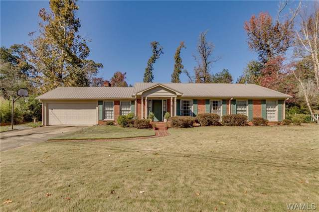 50 Arcadia Drive, TUSCALOOSA, AL 35405 (MLS #135877) :: The Gray Group at Keller Williams Realty Tuscaloosa