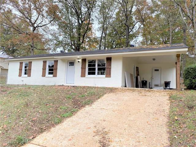 1605 58th Avenue E, COTTONDALE, AL 35453 (MLS #135901) :: The Gray Group at Keller Williams Realty Tuscaloosa