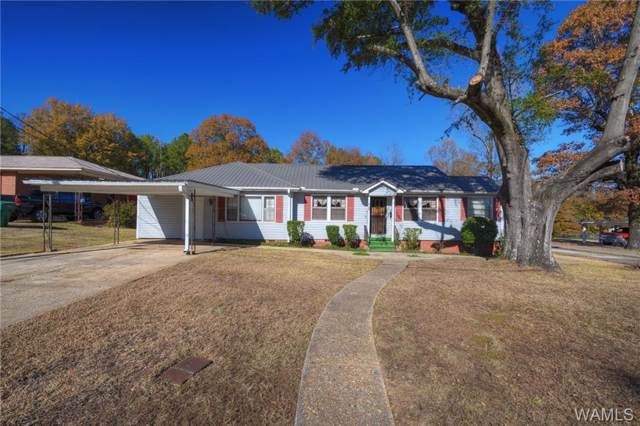 4118 Vassie Drive, TUSCALOOSA, AL 35404 (MLS #135924) :: The Gray Group at Keller Williams Realty Tuscaloosa