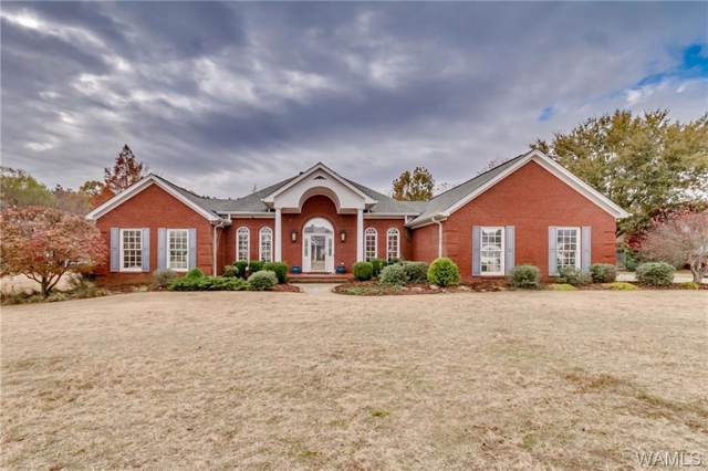 695 Homestead Lane, TUSCALOOSA, AL 35405 (MLS #135981) :: The Gray Group at Keller Williams Realty Tuscaloosa