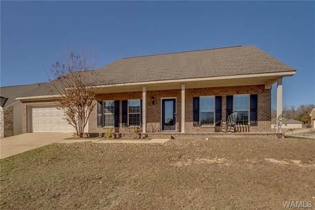 532 Grazing Field Drive, TUSCALOOSA, AL 35405 (MLS #135993) :: Hamner Real Estate