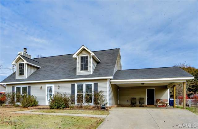 3966 Brentwood Street, NORTHPORT, AL 35475 (MLS #136030) :: The Advantage Realty Group