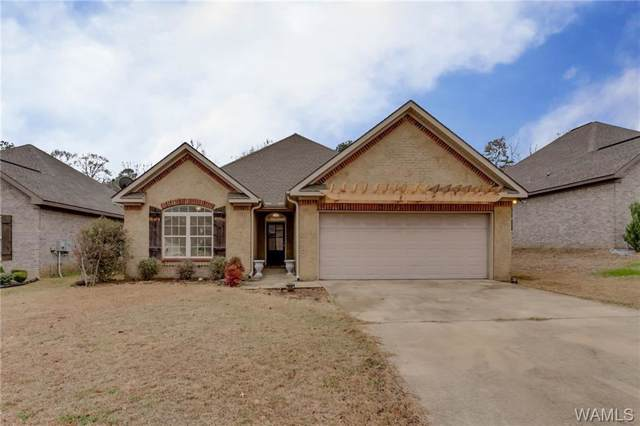 5428 Moores Circle, NORTHPORT, AL 35473 (MLS #136051) :: Hamner Real Estate