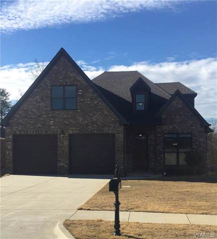 9407 Crete Circle, TUSCALOOSA, AL 35406 (MLS #136100) :: Wes York Team