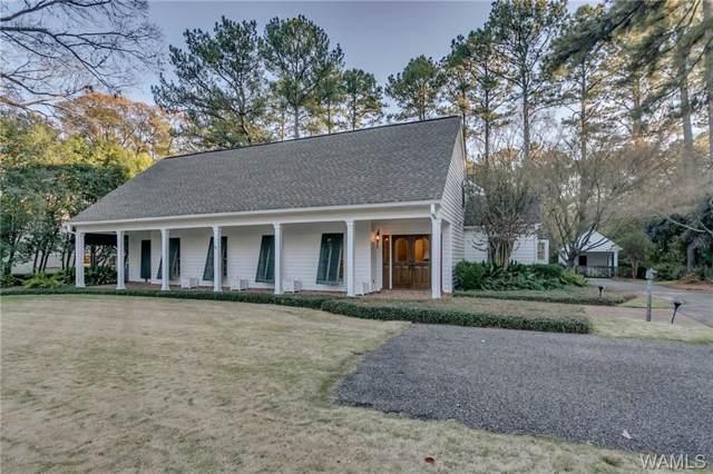 4 Dunbrook, TUSCALOOSA, AL 35406 (MLS #136106) :: Hamner Real Estate
