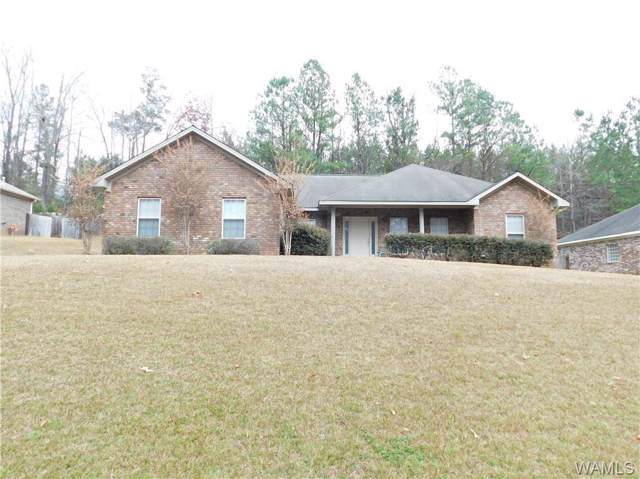 4116 E Lake Drive, TUSCALOOSA, AL 35405 (MLS #136147) :: Hamner Real Estate