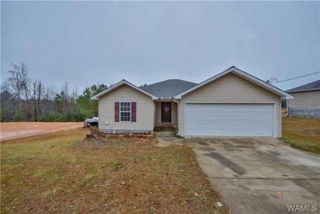 16631 Old Fayette Road, NORTHPORT, AL 35475 (MLS #136187) :: The Advantage Realty Group