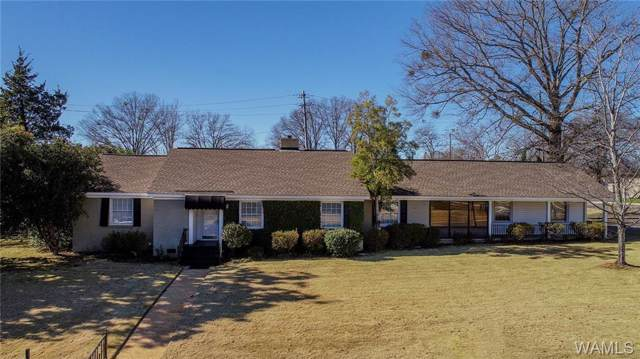 1 The Downs, TUSCALOOSA, AL 35401 (MLS #136281) :: Wes York Team