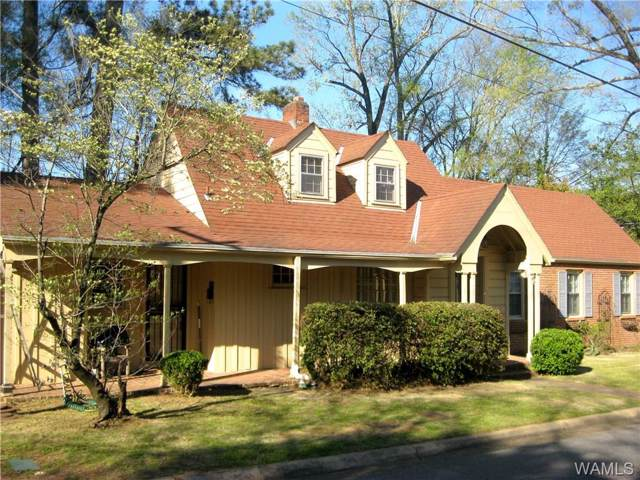 1718 3rd Street, TUSCALOOSA, AL 35401 (MLS #136343) :: The Alice Maxwell Team