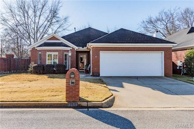 1659 Hamilton Lane, TUSCALOOSA, AL 35404 (MLS #136376) :: The Advantage Realty Group