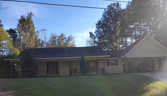 631 Abrams Street, EUTAW, AL 35462 (MLS #136404) :: The Gray Group at Keller Williams Realty Tuscaloosa