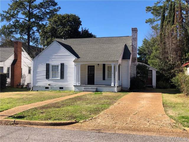 1710 5th Avenue, TUSCALOOSA, AL 35401 (MLS #136420) :: The Advantage Realty Group