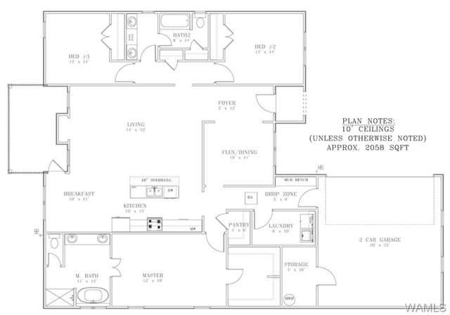 870 Arundell Street Lot 622, TUSCALOOSA, AL 35406 (MLS #136470) :: The Alice Maxwell Team