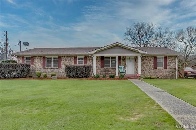 3400 Springfield Avenue, NORTHPORT, AL 35473 (MLS #136504) :: The Advantage Realty Group