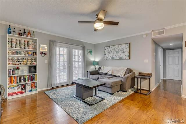 120 15th Street E #208, TUSCALOOSA, AL 35401 (MLS #136515) :: Wes York Team