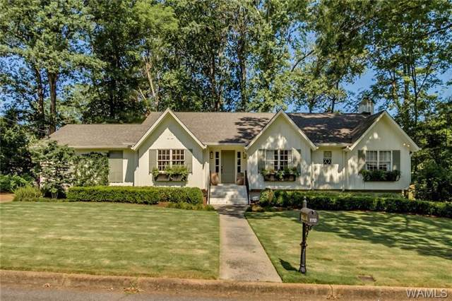 1110 Indian Hills Drive, TUSCALOOSA, AL 35406 (MLS #136530) :: The Advantage Realty Group