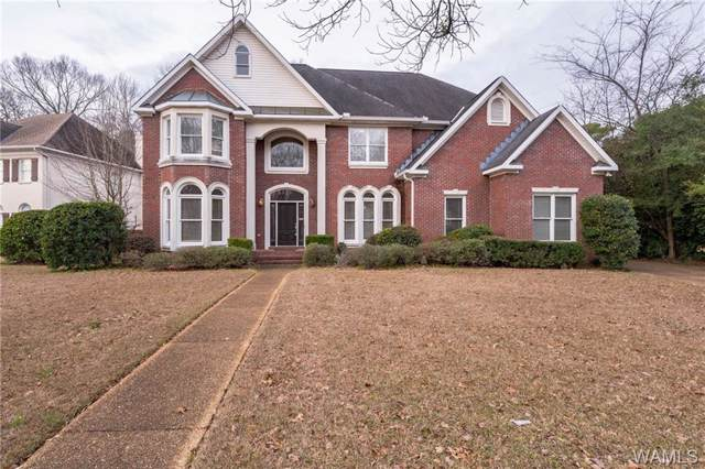 414 Pinnacle Drive, TUSCALOOSA, AL 35406 (MLS #136531) :: The Advantage Realty Group