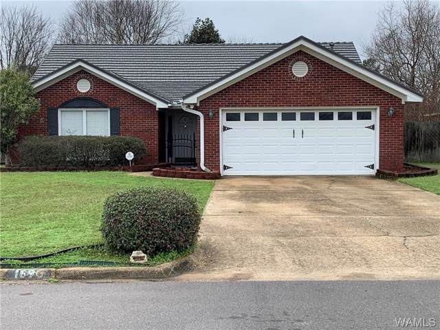 1696 Hunters Run, TUSCALOOSA, AL 35405 (MLS #136534) :: The Gray Group at Keller Williams Realty Tuscaloosa